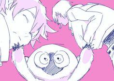 Leo, Sonic & Zapp - Kekkai Sensen