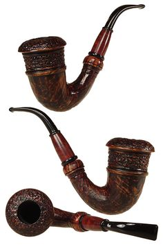 Ser Jacopo Estate Pipe One Piece Calabash