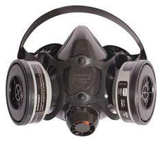 North North(tm) 7700 Series Half Mask Kit L - for sale online Zombie Survival Gear, Safety Mask, Tac Gear, Respirator Mask, Half Mask, Tactical Gear, Mask Design, Binoculars, Helmets