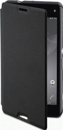 Muvit Чехол-книжка Muvit EASY FOLIO Sony Xperia Z3 Compact Black  — 99 руб. —  Тип: чехол-книжка. Цвет: черный. Совместимость: sony xperia z3 compact