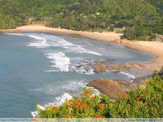 Second Beach. Port St Johns, Wild Coast, South Africa