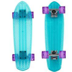 Globe Bantam Clear Cruiser Skateboard
