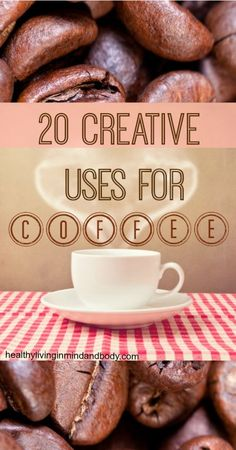 20 Creative Uses for Coffee, See the lists of other tips at the end of article.