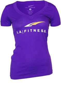 THE LAF DEEP-V Premium 100% cotton with athletic fit.