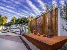 Acero corten decoracion para exteriores en 42 ideas geniales