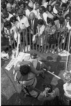 Civil rights march on Washington, D.C.. Source: Library of Congress