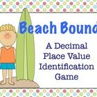 Help your students practice identifying their decimal place value spots by playing this fun and engaging game! Students will be able to practice id...