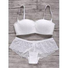 6130d0c177 Spaghetti Strap Laced Push Up Bra Set Buy Online Women Sexy panties and Buy  Sexy Women panties   Fashion Cornerstone. Great discounts all year.