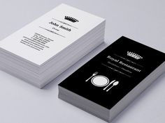 beautiful elegant business card designs - Google Search | Business ...