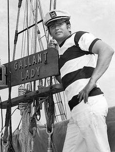 Michael-Landon-RARE-PHOTO-Adorable-Sailor