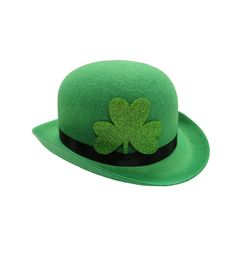 St. Patrick's Day 11'' Hat-Green