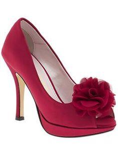 My favorite pair of Cha Cha pumps!
