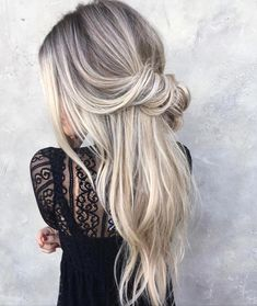 For healthy highlights use olaplex no3 perfector from Amazon. Blonde / hair / colour / bayalage / highlights / ash blonde beach waves / mermaid ♀️