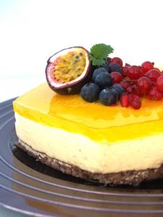 Cheesecake, Gelatin, Food And Drink, Pudding, Baking, Desserts, Juice, Tailgate Desserts, Jello