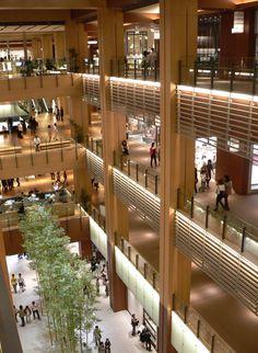 Tokyo Midtown Galleria - Google Search