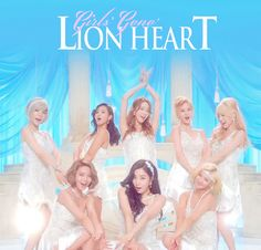 "Girls Generation "" Lion Heart"""