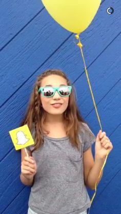 Dance Moms girls are taking over Snapchat today! @KKFandom