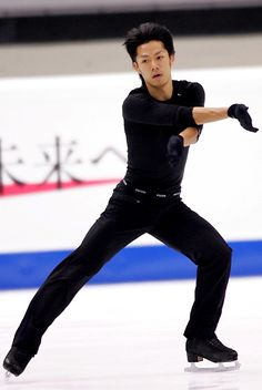 【画像】高橋大輔 / グランプリ・ファイナル 2007 公式練習