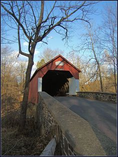 Frankenfield Covered Bridge | Flickr - Photo Sharing!