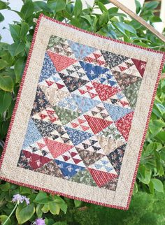 Monthly Mini (from Temecula Quilt Co.)