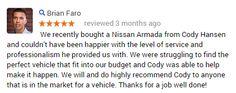 #HarborNissan #CustomerService