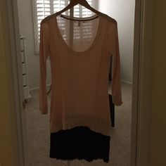 Victoria secret kiss of cashmere sweater dress Size m, store sold out style Victoria's Secret Sweaters