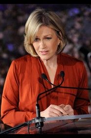 Lila Diane Sawyer is the current anchor of ABC News' flagship program, ABC World News. Previously, Sawyer had been co-anchor of ABC News's morning news program, Good Morning America.