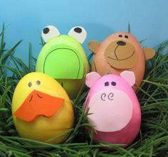Påsken närmar sig med stormsteg, ägg ska målas och påskris ska tas in.. Innan Ella födes firade vi inte direkt påsken här hemma. Att måla ägg och sådana saker som hör påsken till kändes inte så…