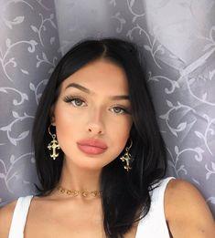 satinangels 💕 - Make-up - Maquillaje Maquillage Kylie Jenner, Beauty Make Up, Hair Beauty, Everyday Makeup, Brazilian Hair, Skin Makeup, Human Hair Wigs, Makeup Inspiration, Makeup Inspo