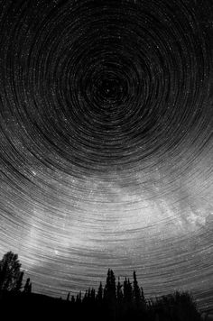 Long exposure with time elapse. Breath taking photo.