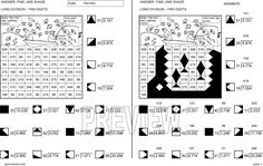 Thanksgiving and Fall Themed Math Centers and Activities