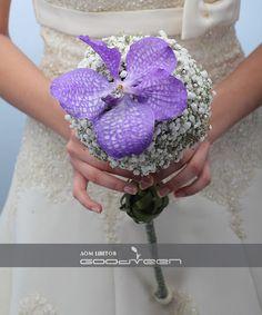 """Дом цветов Goodveen. Букет невесты """"Бабочка"""""""