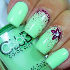 BEST NAILS EVER - 45 of the Best Nails Ever! - Nail Art HQ