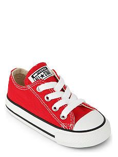 CONVERSE Chuck Taylor all star low 2-7 years