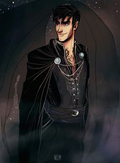 Rhysand (found on tumblr) - A Court of Thorns and Roses & A Court of Mist and Fury