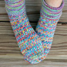 Summer Koigu socks knitting project by Wyndlestraw   LoveKnitting