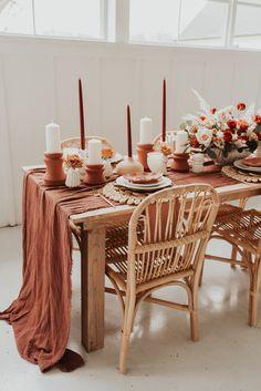 Wedding Trends, Boho Wedding, Wedding Table, Fall Wedding, Dream Wedding, Wedding Reception, Sunset Wedding, Elegant Wedding, Wedding Venues