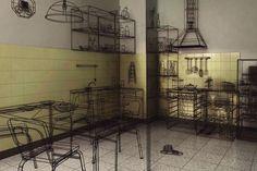 Wire Kitchen, Baygon ad