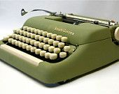 I HAVE TYPEWRITER IN CASE...THINK ITS A CORONA?