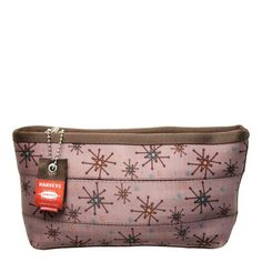 *Harveys Seatbelt Bag Large/Small Cosmetic Case in ~STARDUST Atomic Starburst~*