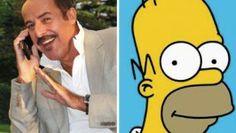 Massimo Lopez sarà il nuovo doppiatore del fantomatico Homer Simpson.