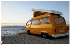 Yellow Mellow VW van #KONI #KONIImproved #KONIExperience