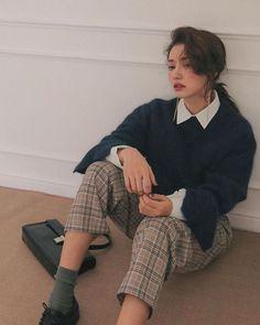 K Fashion stylenanda korean cool urban lol what idk lmao Likes, 10 Comment. K Fashion stylen Korean Outfits, Mode Outfits, Retro Outfits, Cute Casual Outfits, Fall Outfits, Vintage Outfits, Fashion Outfits, Fashion Ideas, Fashion Pants
