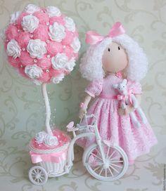 Купить Кукла ручной работы. Моника - кукла ручной работы, кукла, интерьерная кукла