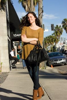 it's a neutral day | On Abbot Kinney