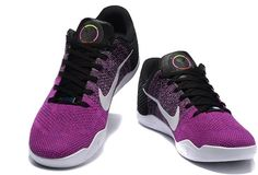 97409190acc Nike Kobe 11 Elite Black Purple White1 Kobe 8 Shoes