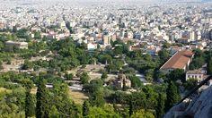 Atenas - Fotografía: Paulo Portugal Mykonos, Santorini, Portugal, Paris Skyline, Dolores Park, River, Outdoor, Greek Isles, Athens