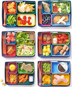 Lanches saudáveis e receitas