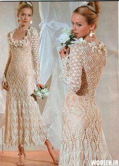 Rose Ragazzon Crochê: Vestido Elegante em Crochê