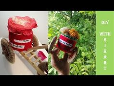 Hello everyone and welcome to a new video! Today's tutorial is about ``DIY 27 Tricicleta cu flori - pentru fiica mea /Tricycle with flowers - gift for my dau. Paper Roses, Hello Everyone, To My Daughter, Make It Yourself, Animal, Bottle, Awesome, Youtube, Flowers